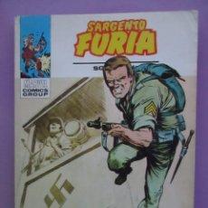 Cómics: SARGENTO FURIA Nº 19 VERTICE VOLUMEN 1, ¡¡¡BASTANTE BUEN ESTADO!!!! . Lote 100547171