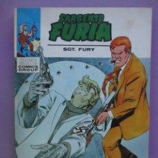 Cómics: SARGENTO FURIA Nº 26 VERTICE VOLUMEN 1, ¡¡¡BASTANTE BUEN ESTADO!!!! . Lote 100547339