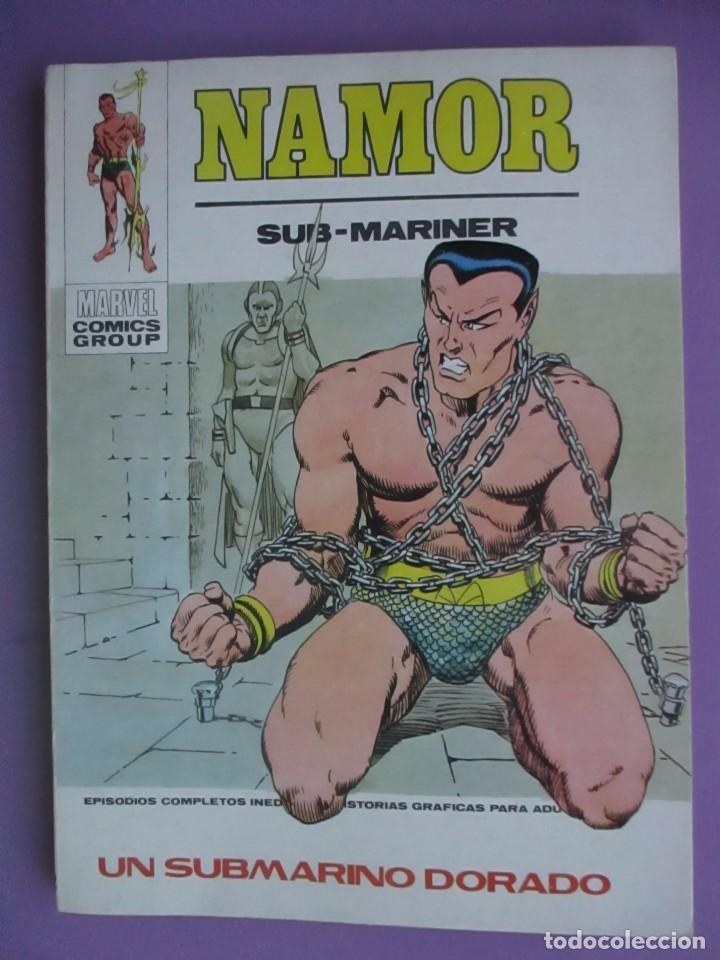 NAMOR Nº 32 VERTICE VOLUMEN 1, ¡¡¡MUY BUEN ESTADO!!!! (Tebeos y Comics - Vértice - V.1)