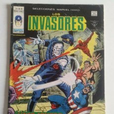 Cómics: LOS INVASORES VOL. 1 Nº 39 SELECCIONES MARVEL VERTICE MUNDICOMICS. Lote 99094587