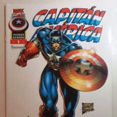 Cómics: CAPITAN AMERICA Nº 1 - HEROES REBORN - FORUM. Lote 100642887