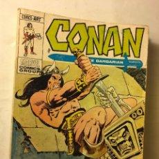 Cómics: COMIC, TEBEO, TACO VERTICE, CONAN, Nº 16, 1974, LA SOMBRA EN LA TUMBA, DIFICIL. Lote 101189447