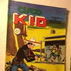 Cómics: CISCO KID - Nº 12 - PELIGRO EN EL CABALLO DE HIERRO - EDICIONES VERTICE 1980. Lote 101216027