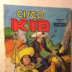 Cómics: CISCO KID - Nº 5 DILIGENCIA EN PELIGRO, EDICIONES VERTICE 1979. Lote 101216355