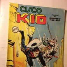 Cómics: CISCO KID - Nº 22 TRAMPA PARA UN BANDIDO. GRAPA. EDICIONES VERTICE 1979. Lote 101216811
