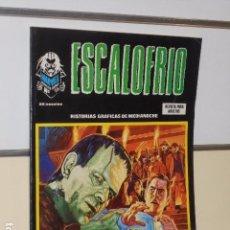 Cómics: ESCALOFRIO Nº 56 HISTORIAS GRAFICAS DE MEDIANOCHE - VERTICE -. Lote 101475211
