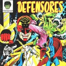 Cómics: TEBEOS-COMICS GOYO - LOS DEFENSORES - Nº 4 - - LEER DESCRIPCION -MUY RARO- **AA98. Lote 101488843