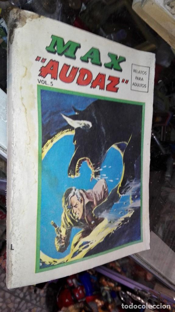 MAX AUDAX Nº 5 EDICIONES ESPECIAL (Tebeos y Comics - Vértice - Otros)