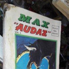 Cómics: MAX AUDAX Nº 5 EDICIONES ESPECIAL. Lote 101675787