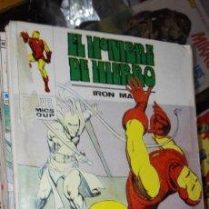 Cómics: EL HOMBRE DE HIERRO EDICIONES INTERNACIONALES. Lote 101681315