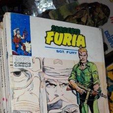 Cómics: SARGENTO FURIA EL ORIGEN DE LOS COMANDOS DE FURIA EDICIONES VÉRTICE. Lote 101688987