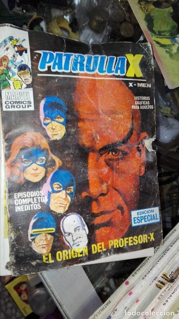 PATRULLA X. Nº 6. EL ORIGEN DEL PROFESOR (Tebeos y Comics - Vértice - Patrulla X)