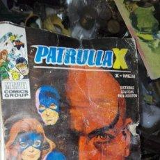 Cómics: PATRULLA X. Nº 6. EL ORIGEN DEL PROFESOR . Lote 101690415