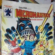 Cómics: COMIC GALAXIA PRESENTA MICRONAUTAS MUNDO DE ORIGEN Nº1-81 Nº 1 MUNDI COMICS AÑO1981. Lote 101694919