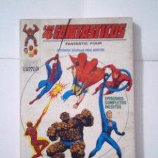 Cómics: LOS 4 FANTASTICOS - VERTICE - VOLUMEN 1 - NUMERO 36 - MUY BUEN ESTADO - CJ 75- GORBAUD. Lote 101728171