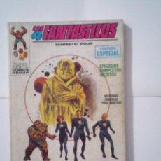Cómics: LOS 4 FANTASTICOS - VERTICE - VOLUMEN 1 - NUMERO 14 - BUEN ESTADO - CJ75- GORBAUD. Lote 101729139