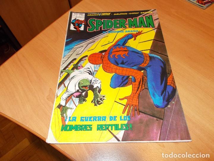 SPIDERMAN V.3 Nº 63 I (Tebeos y Comics - Vértice - V.3)