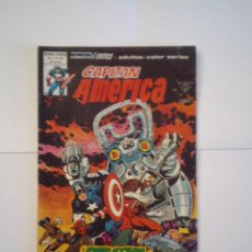 Cómics: CAPITAN AMERICA - VOLUMEN 3 - VERTICE - NUMERO 46 - BE - CJ 75 - GORBAUD. Lote 101743183