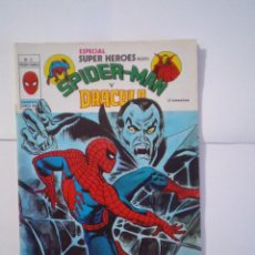 Cómics: ESPECIAL SUPER HEROES - NUMERO 12 - VERTICE - MUY BUEN ESTADO - CJ 77 - GORBAUD. Lote 101746403
