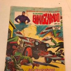 Cómics: EL HOMBRE ENMASCARADO V 1 VOL 1 Nº 51. VERTICE 1973. Lote 101809331