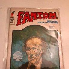Cómics: FANTOM VOL 1 V 1 Nº 2. VERTICE 1972. Lote 101812999