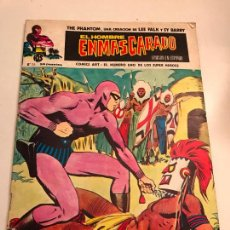 Cómics: EL HOMBRE ENMASCARADO VOL 1 V 1 Nº 26. VERTICE 1973. Lote 101974019