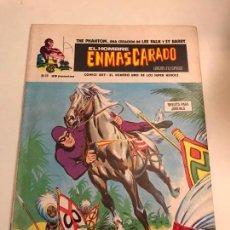 Cómics: EL HOMBRE ENMASCARADO VOL 1 V 1 Nº 39. VERTICE 1973. Lote 101974187