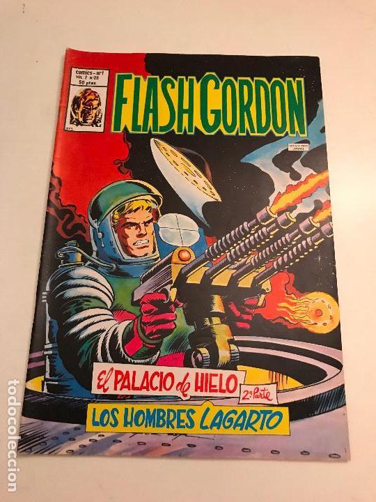 FLASH GORDON VOL 2 V 2 Nº 28. VERTICE 1980 (Tebeos y Comics - Vértice - Flash Gordon)