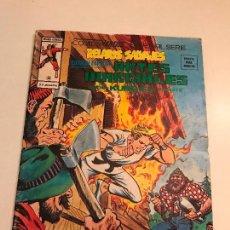 Cómics: RELATOS SALVAJES ARTES MARCIALES VOL 1 V 1 Nº 40. VERTICE 1978. Lote 101988727