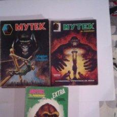 Cómics: MYTEK - VERTICE - VOLUMEN 1 - COMPLETA + ETAPA SURCO Y ETAPA MUNDICOMIC - BE - CJ 26 - GORBAUD. Lote 102103507