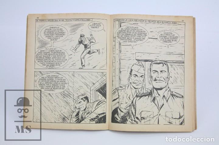 Cómics: Cómic Sargento Furia / El Origen De Los Comandos De Furia Nº 17 - Ediciones Vertice - Año 1972 - Foto 2 - 102206543