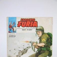 Cómics: CÓMIC SARGENTO FURIA / LA VUELTA DE DINO MANELLI Nº 21 - EDICIONES VERTICE - AÑO 1973. Lote 102207199