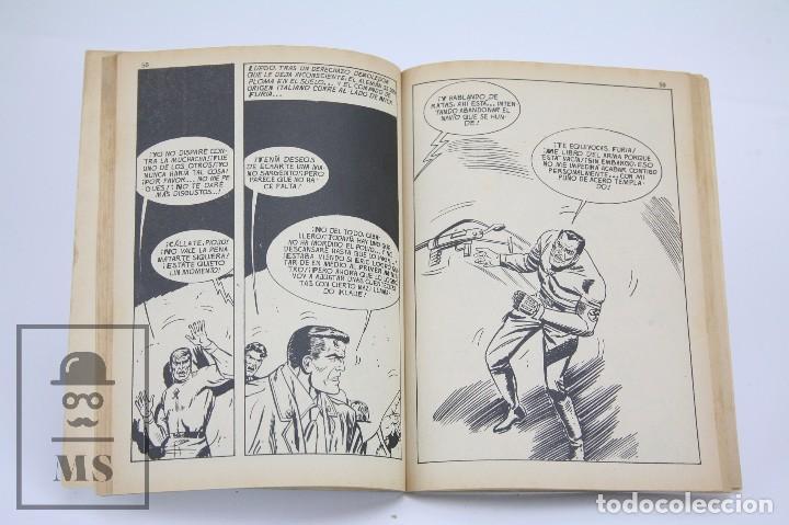 Cómics: Cómic Sargento Furia / La Vuelta De Dino Manelli Nº 21 - Ediciones Vertice - Año 1973 - Foto 2 - 102207199