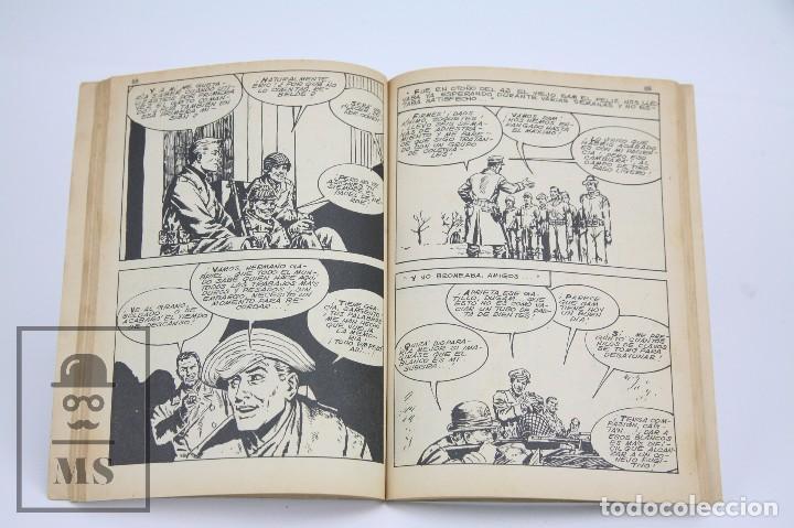 Cómics: Cómic Sargento Furia / El Azote Del Sahara Nº 22 - Ediciones Vertice - Año 1973 - Foto 2 - 102207875