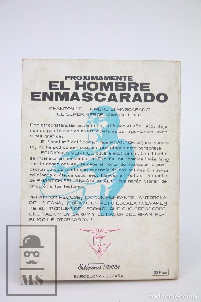 Cómics: Cómic Sargento Furia / El Azote Del Sahara Nº 22 - Ediciones Vertice - Año 1973 - Foto 3 - 102207875