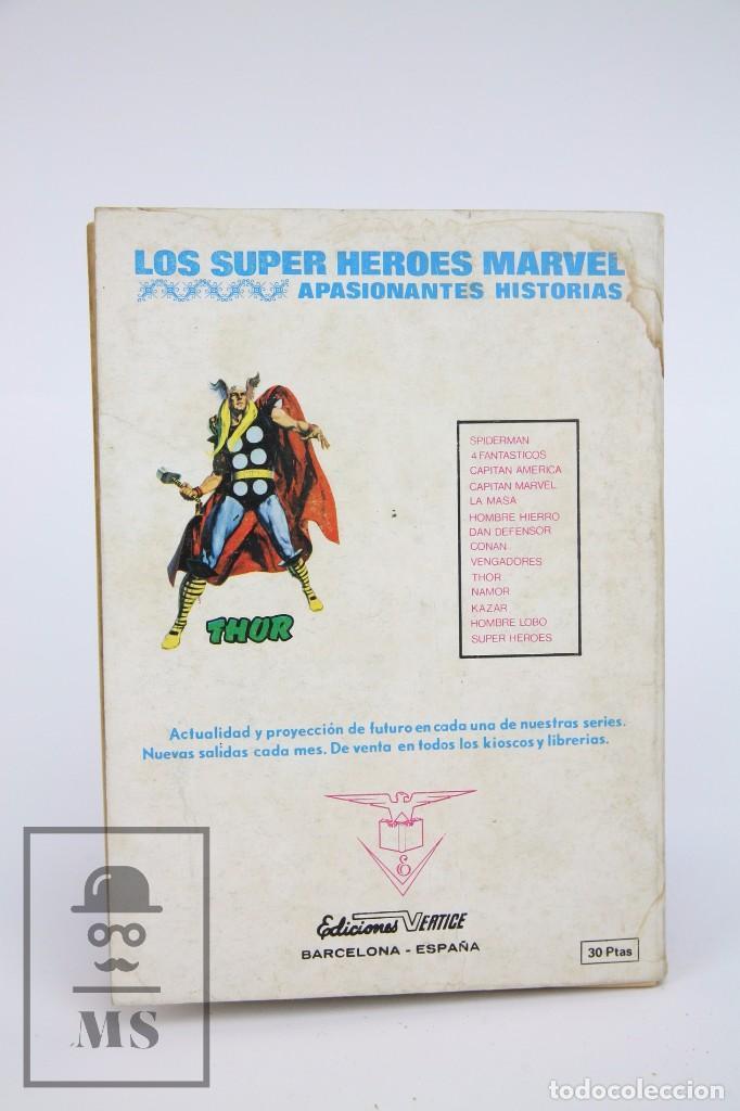 Cómics: Cómic Sargento Furia / El Asesino Nº 26 - Ediciones Vertice - Año 1974 - Foto 3 - 102208131