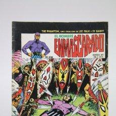 Cómics: CÓMIC EL HOMBRE ENMASCARADO / EL ELEFANTE FEROZ, LOS IRREGULARES Nº 25 - EDICIONES VERTICE -AÑO 1980. Lote 102214843