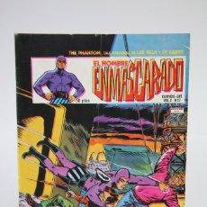 Cómics: CÓMIC EL HOMBRE ENMASCARADO / LA ISLA DE LOS PERROS 2ª PARTE Nº 27 - EDICIONES VERTICE - AÑO 1981. Lote 102216259