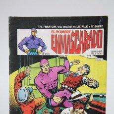 Cómics: CÓMIC EL HOMBRE ENMASCARADO / VANDALOS Y SAQUEADORES, EL MALETIN Nº 30 - EDICIONES VERTICE -AÑO 1981. Lote 102217147