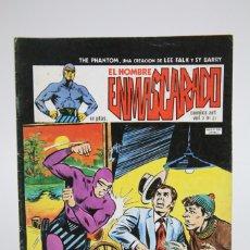 Cómics: CÓMIC EL HOMBRE ENMASCARADO / EL MALETIN 2ª PARTE, LA BRUJA HANTA Nº 31 -EDICIONES VERTICE -AÑO 1981. Lote 102217359