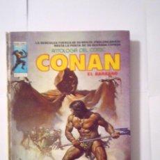 Cómics: ANTOLOGIA DEL COMIC NUMERO 5 - CONAN - VERTICE - GORBAUD. Lote 102411995
