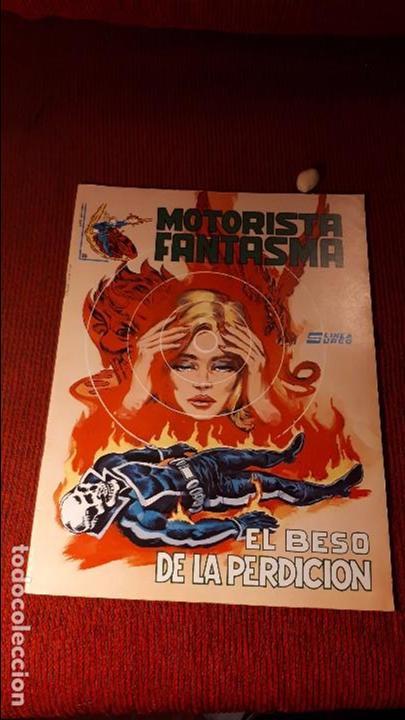 OFERTA MOTORISTA FANTASMA - 5 - SURCO (Tebeos y Comics - Vértice - Surco / Mundi-Comic)