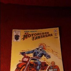 Cómics: MOTORISTA FANTASMA -SUPER HEROES 128 - MUNDICOMICS. Lote 102420775