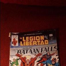 Cómics: LOS INSUPERABLES: LA LEGION DE LA LIBERTAD - 34 - MUNDICOMICS. Lote 102421223