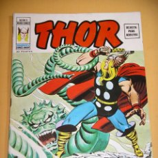 Cómics: THOR VOL2, Nº 5 VÉRTICE 1974 VOLUMEN, VOL V2 V.2 MARVEL MUNDICOMICS ERCOM. Lote 102644227