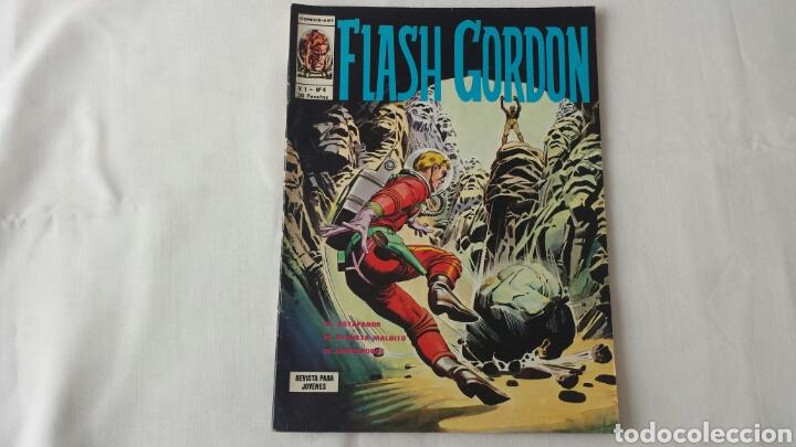 COMIC FLASH GORDON (Tebeos y Comics - Vértice - Flash Gordon)