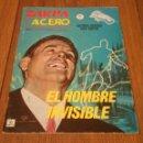 Cómics: ZARPA DE ACERO 1 VERTICE GRAPA 1964 BUEN ESTADO. Lote 102981151