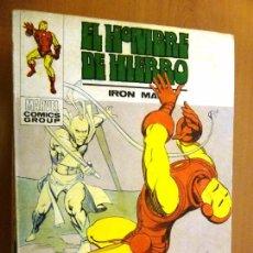 Cómics: EL HOMBRE DE HIERRO. Nº 32. VÉRTICE TACO. 30 PTAS. Lote 102986071