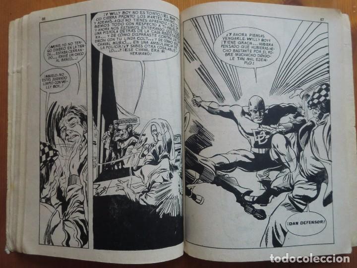 Cómics: Cómic DAN DEFENSOR DARE-DEVIL: EL MIEDO ES LA CLAVE Nº 40 (1973) Ediciones Vértice. Marvel - Foto 2 - 103121391