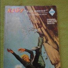 Comics - VÉRTICE VOL. 1 KELLY OJO MÁGICO Nº 13. 25 PTS. 1969 --- COMPLETO - 103222427